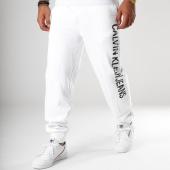 /achat-pantalons-joggings/calvin-klein-pantalon-jogging-9801-blanc-152448.html