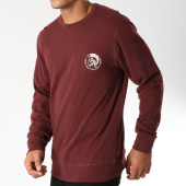 /achat-sweats-col-rond-crewneck/diesel-sweat-crewneck-willy-00cs7c-0cand-bordeaux-152532.html