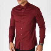 /achat-chemises-manches-longues/mtx-chemise-manches-longues-h6012-bordeaux-152413.html