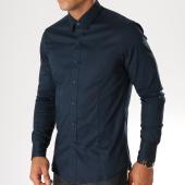 /achat-chemises-manches-longues/mtx-chemise-manches-longues-h6012-bleu-marine-152415.html