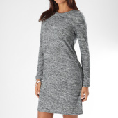 /achat-robes/only-robe-manches-longues-femme-billa-gris-chine-152400.html