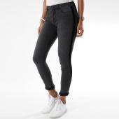 https://www.laboutiqueofficielle.com/achat-jeans/jean-skinny-femme-avec-bandes-velours-carmen-gris-anthracite-152408.html