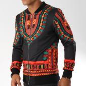 /achat-vestes/uniplay-veste-zippee-t388-noir-rouge-vert-152469.html
