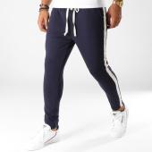 /achat-pantalons-carreaux/uniplay-pantalon-avec-bandes-t3261-bleu-marine-ecru-152471.html