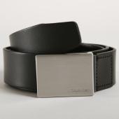 /achat-ceintures/calvin-klein-ceinture-formal-plaque-4309-noir-argente-152737.html