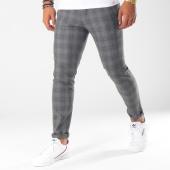 /achat-pantalons-carreaux/classic-series-pantalon-a-carreaux-28006-gris-152655.html