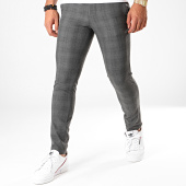 /achat-pantalons-carreaux/mackten-pantalon-a-carreaux-28006-gris-152655.html