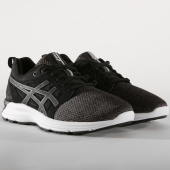 /achat-baskets-basses/asics-baskets-gel-torrance-1021a049-001-black-stone-grey-152850.html