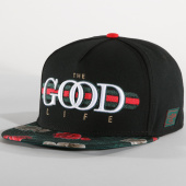 /achat-snapbacks/cayler-and-sons-casquette-snapback-good-life-noir-floral-152875.html
