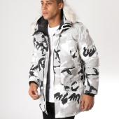 /achat-parkas/frilivin-parka-fourrure-fd809-blanc-gris-camouflage-152918.html