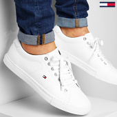 /achat-baskets-basses/tommy-hilfiger-baskets-essential-leather-2157-100-white-152782.html