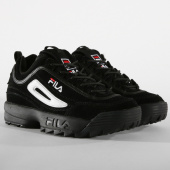 /achat-baskets-basses/fila-baskets-disruptor-s-low-1010490-12v-black-black-153036.html