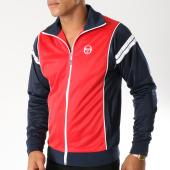 /achat-vestes/sergio-tacchini-veste-zippee-scirocco-rouge-bleu-marine-153018.html