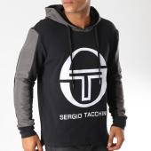 /achat-sweats-capuche/sergio-tacchini-sweat-capuche-avec-bandes-image-noir-gris-153025.html