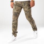 /achat-jeans/kaporal-jean-slim-vegas-vert-kaki-camouflage-153127.html