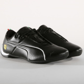 /achat-baskets-basses/puma-baskets-scuderia-ferrari-cat-ultra-306241-02-puma-black-white-153049.html
