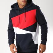 /achat-sweats-capuche/urban-classics-sweat-capuche-tb205-bleu-marine-blanc-rouge-153055.html