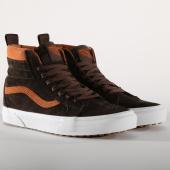 /achat-baskets-montantes/vans-baskets-sk8-hi-mte-a33txuca1-suede-chocolate-153148.html