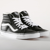 /achat-baskets-montantes/vans-baskets-sk8-hi-reissue-a2xsbeu11-leather-black-true-white-153158.html