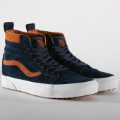 /achat-baskets-montantes/vans-baskets-sk8-hi-mte-a33txucb1-suede-dress-blues-153160.html