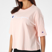 /achat-t-shirts/champion-tee-shirt-femme-110993-rose-153377.html