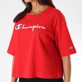 /achat-t-shirts/champion-tee-shirt-femme-110993-rouge-153379.html