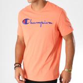 /achat-t-shirts/champion-tee-shirt-212972-orange-153389.html