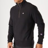 /achat-sweats-col-zippe/champion-sweat-212369-noir-153392.html