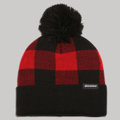 /achat-bonnets/dickies-bonnet-shawsville-noir-rouge-carreaux-153238.html