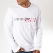 /achat-t-shirts-manches-longues/emporio-armani-tee-shirt-manches-longues-111653-8a516-blanc-153229.html