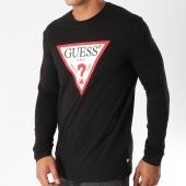 /achat-t-shirts-manches-longues/guess-tee-shirt-manches-longues-m84i17j1300-noir-153275.html