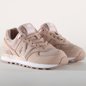 /achat-baskets-basses/new-balance-baskets-femme-classics-574-658271-50-rose-153295.html
