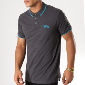 /achat-polos-manches-courtes/tokyo-laundry-polo-manches-courtes-lilestone-2-gris-anthracite-chine-153202.html