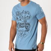 /achat-t-shirts/tokyo-laundry-tee-shirt-steel-riders-bleu-clair-153228.html