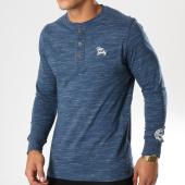 /achat-t-shirts-manches-longues/tokyo-laundry-tee-shirt-manches-longues-mercutio-bleu-marine-153233.html
