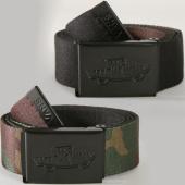 /achat-ceintures/vans-ceinture-shredator-ii-0a31j-vert-kaki-camouflage-153256.html