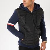 /achat-vestes/aarhon-veste-zippee-capuche-av122-bleu-marine-noir-153470.html