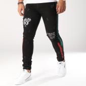 /achat-jeans/classic-series-jean-slim-avec-bandes-5049-noir-vert-rouge-153452.html