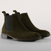 /achat-chelsea-boots/classic-series-chelsea-boots-dr82-vert-kaki-153471.html