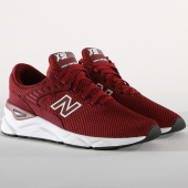 /achat-baskets-basses/new-balance-baskets-x90-657331-60-burgundy-153432.html