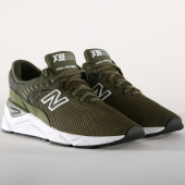 /achat-baskets-basses/new-balance-baskets-x90-657331-60-dark-covert-green-153436.html