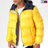 /achat-doudounes/tommy-hilfiger-jeans-doudoune-classics-tommy-5026-jaune-bleu-marine-153502.html