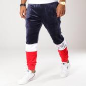 /achat-pantalons-joggings/fila-pantalon-jogging-velours-kaiden-684431-bleu-marine-blanc-rouge-153557.html