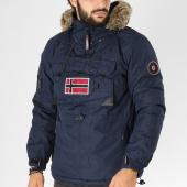 /achat-vestes/geographical-norway-veste-outdoor-poche-bomber-fourrure-beco-bleu-marine-153606.html