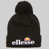 /achat-bonnets/ellesse-bonnet-velly-pom-pom-noir-153682.html