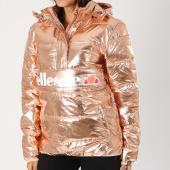 /achat-doudounes/ellesse-doudoune-femme-zinnia-padded-rose-gold-153786.html