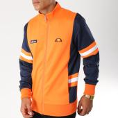 /achat-vestes/ellesse-veste-zippee-galturg-orange-bleu-marine-153795.html