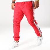 /achat-pantalons-joggings/ellesse-pantalon-jogging-avec-bandes-avico-rouge-153796.html