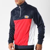 /achat-sweats-col-zippe/ellesse-sweat-col-zippe-vetica-bleu-marine-rouge-blanc-153820.html