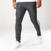 /achat-pantalons-carreaux/ikao-pantalon-avec-bandes-p18035-bleu-marine-blanc-153656.html